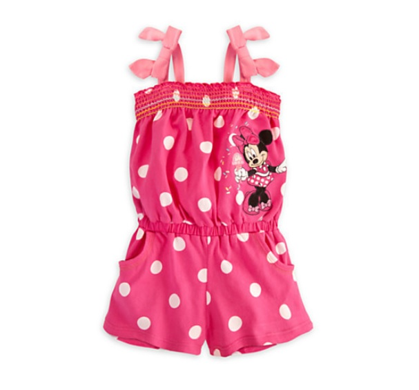 Letny overal Minnie vel. 80